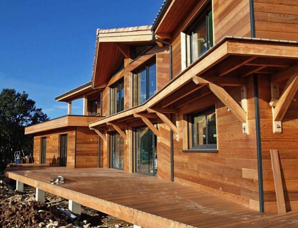Construction bois les entreprises continuent d 39 investir for Les entreprises de construction