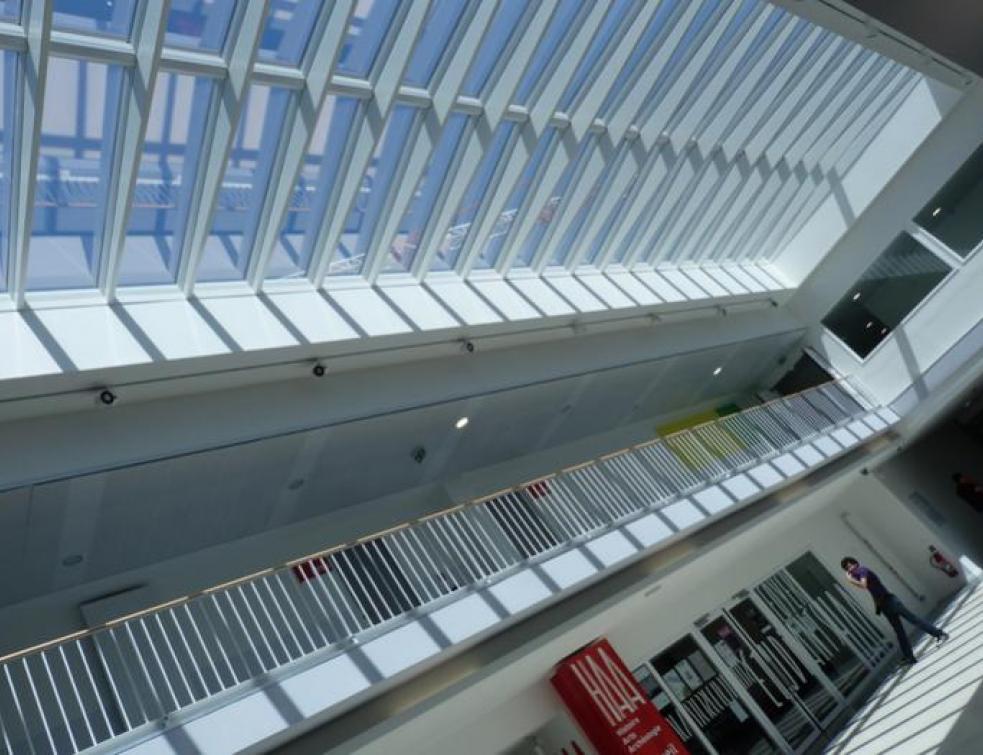 Verrières modulaires: la lumière fait sa rentrée à l'université