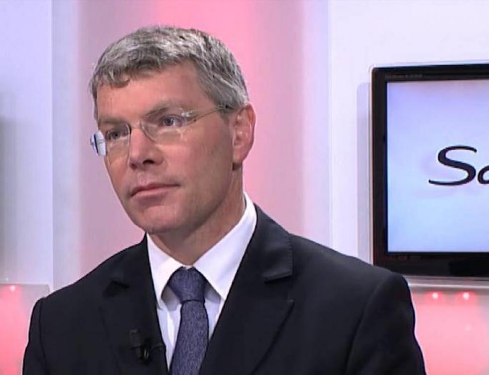Le PDG d'Eiffage Pierre Berger est mort