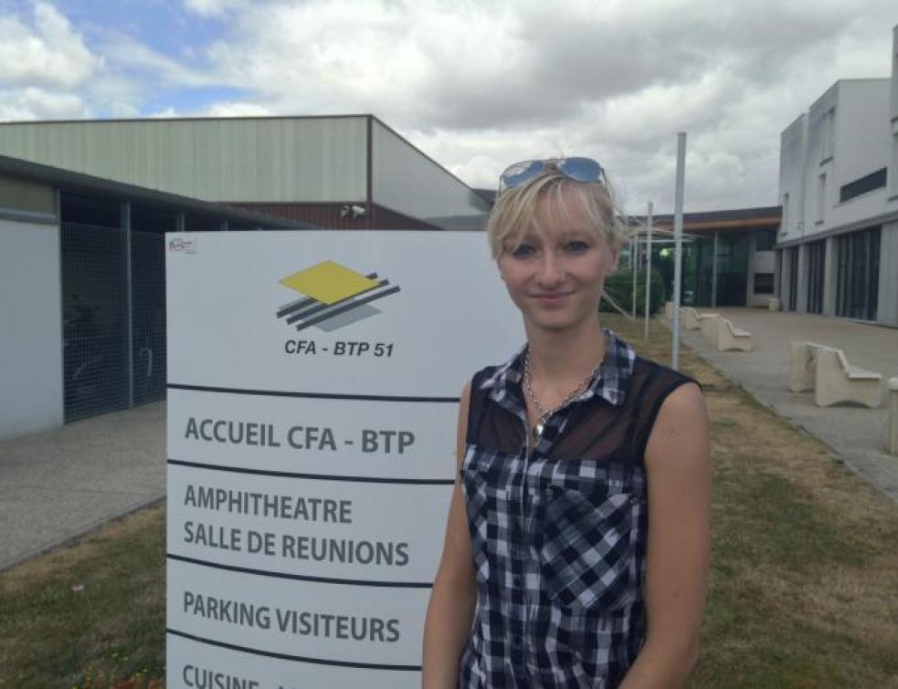 Ma vie d'Apprenti : Joanne fait le bilan de sa 1ere année de BP