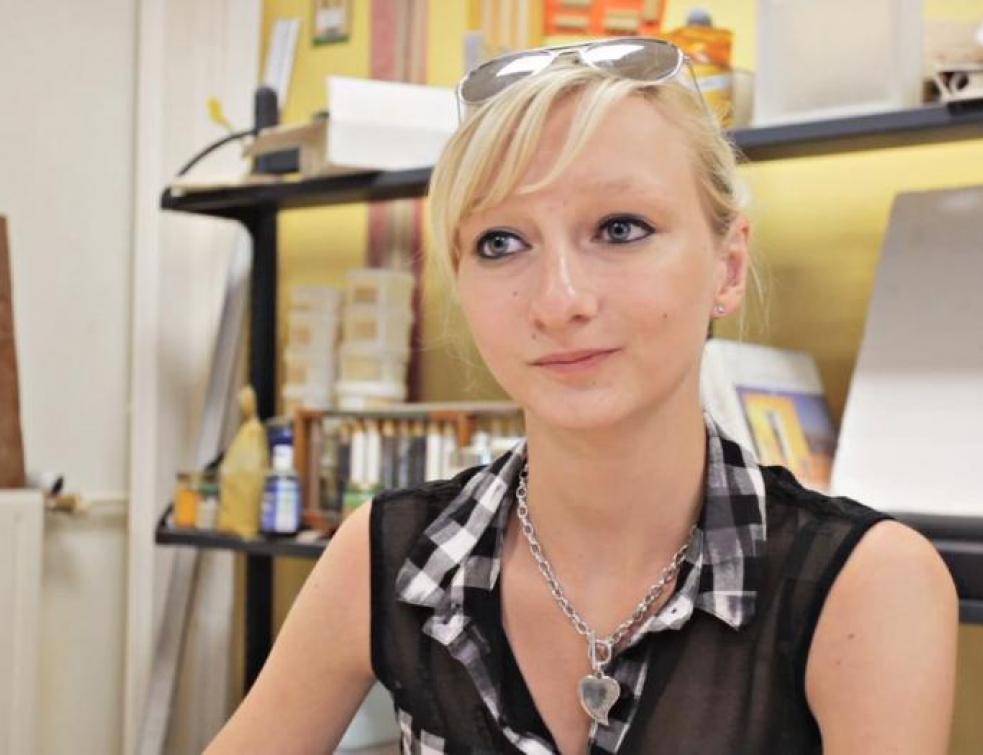 Ma vie d'Apprenti : Joanne change d'employeur