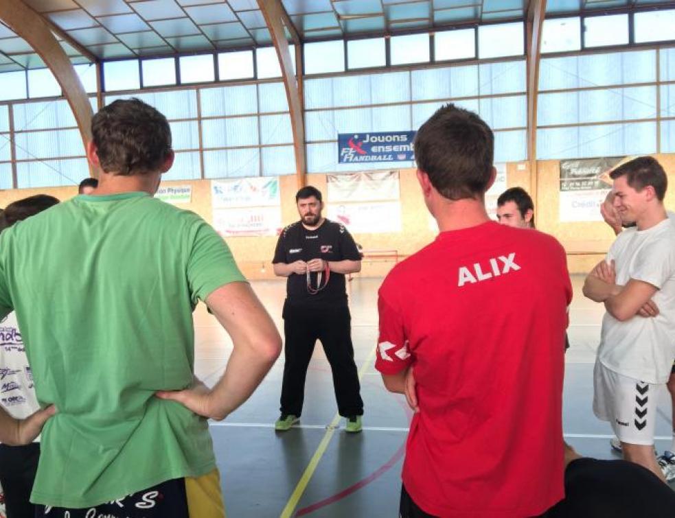 Ma vie d'Apprenti : Alix et sa passion handball