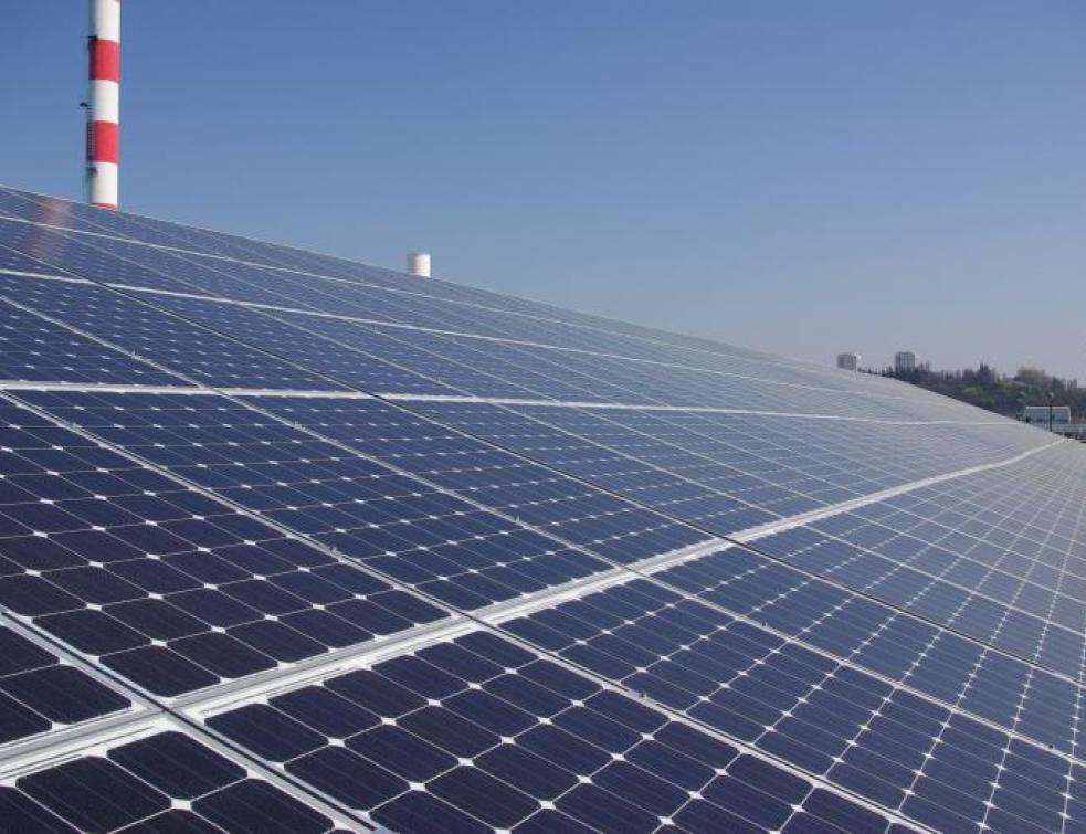 La capacité solaire bondit grâce à un nouveau parc géant