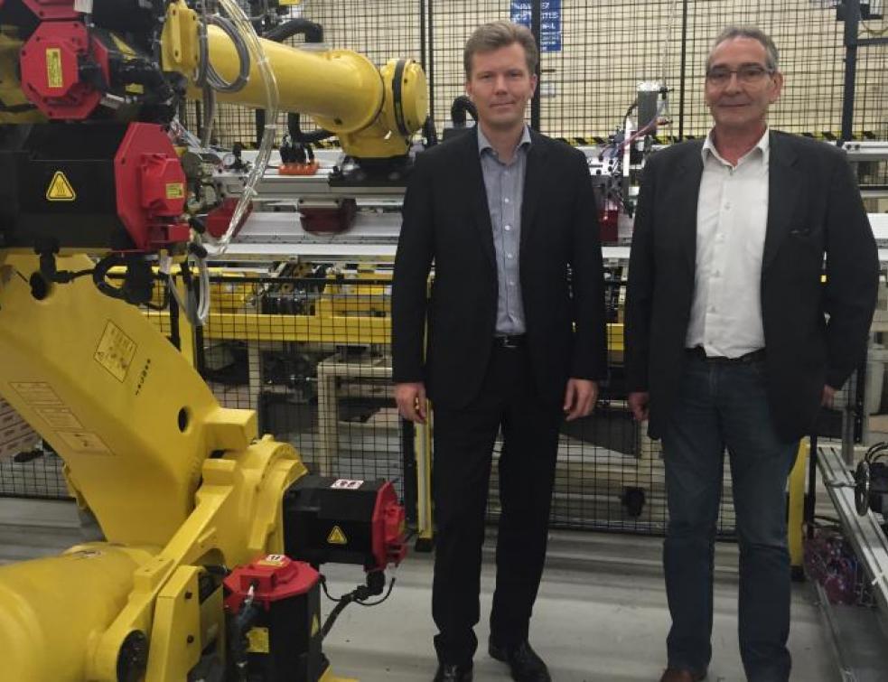 Knauf AMF investit 1 million d'euros à Dreux