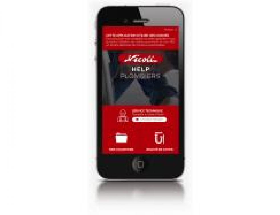 Help Nicoll : l'application mobile qui fait gagner du temps aux plombiers