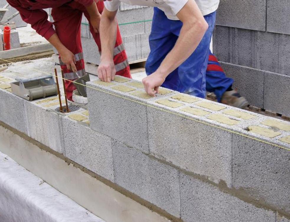 Les briques et bétons isolants séduisent les professionnels