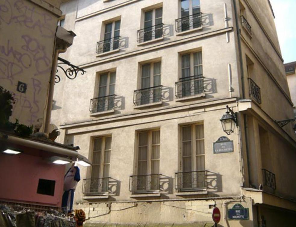Isolation : du béton de chanvre au cœur de Paris