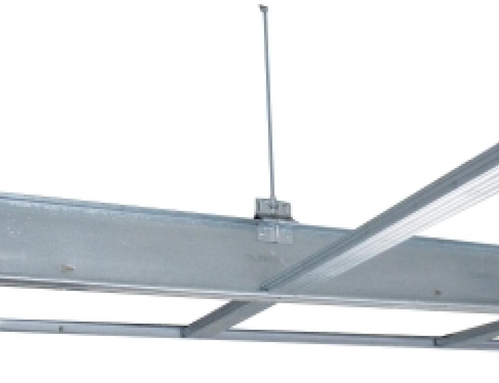 I-CLIC SOLUTIONS : la nouveauté SEMIN pour plafonds longue portée
