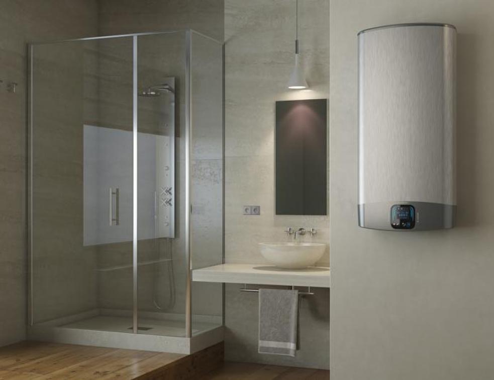 velis evo le chauffe eau slim et smart d ariston. Black Bedroom Furniture Sets. Home Design Ideas