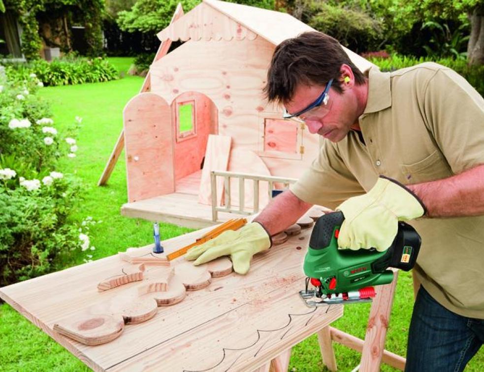 Equipement menuisier charpentier : des outillages sur mesure