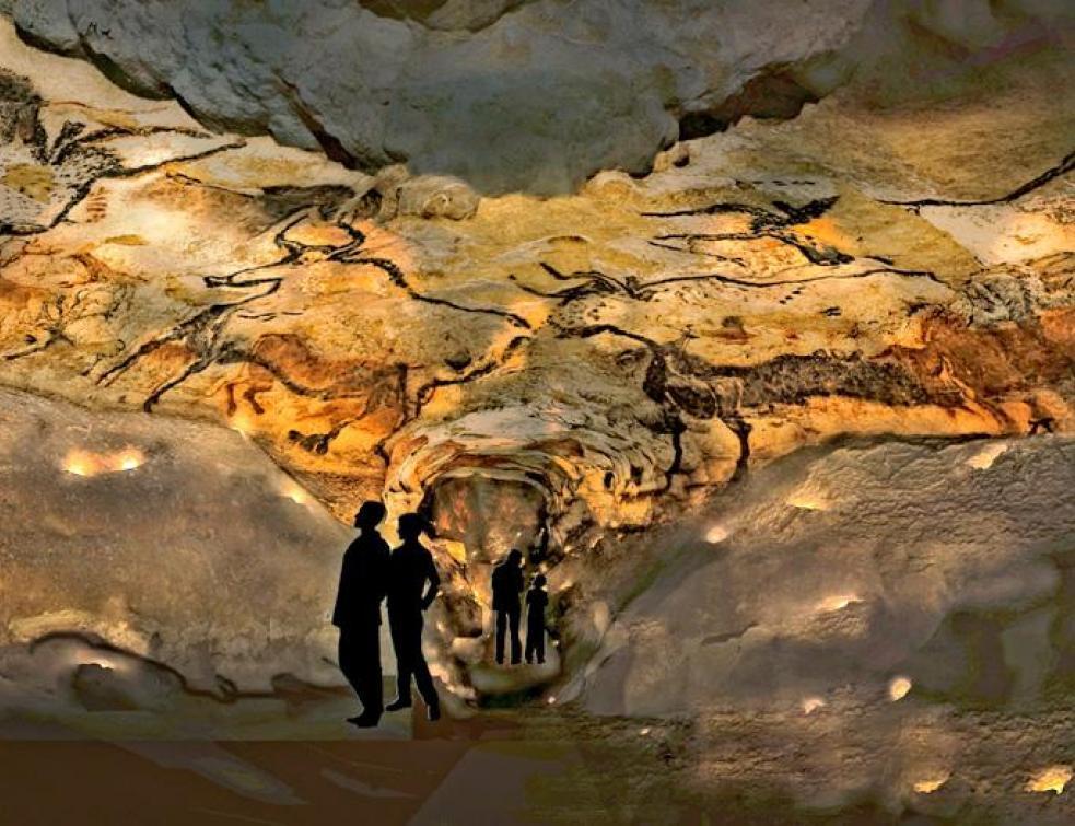Les secrets de fabrication de la grotte de Lascaux IV (1/3)