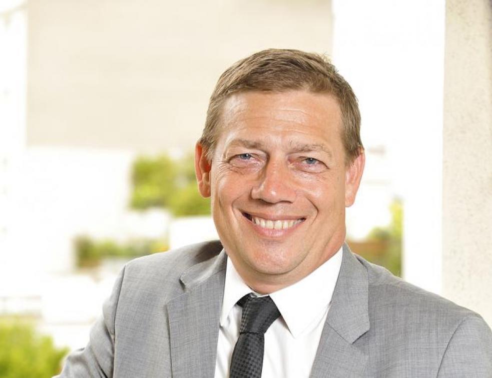 Jean-Christophe Repon, nouveau président du CCCA-BTP