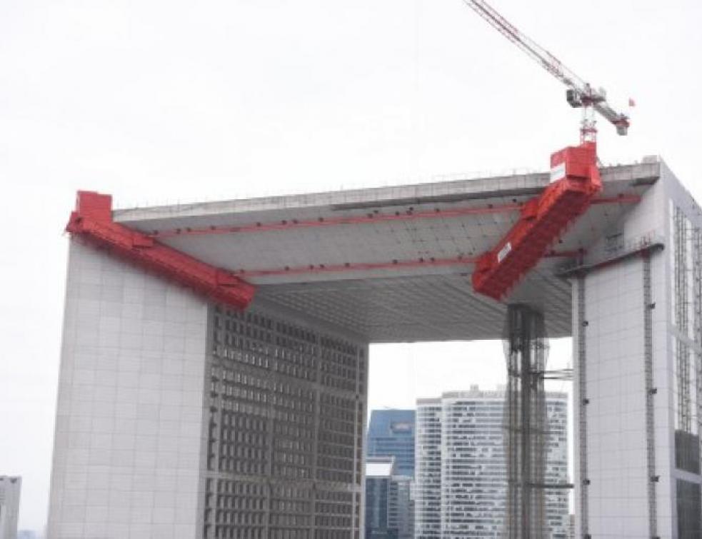 Arche de la Défense : de grands architectes critiquent la rénovation