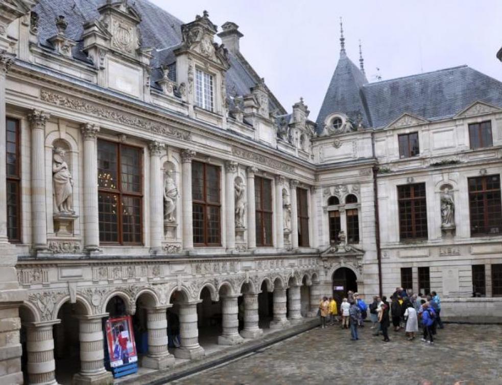 L'Hôtel de Ville de la Rochelle va être reconstruit