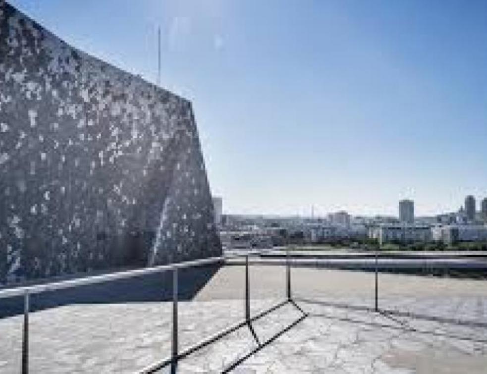 La Philharmonie de Paris ouvre son toit-belvédère au public