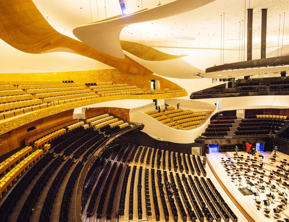 La Philharmonie de Paris a coûté très, très cher ... surtout à Paris