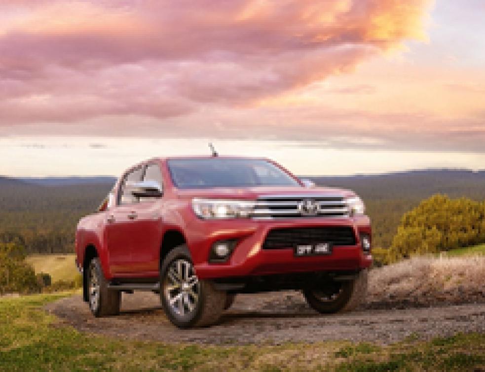 Toyota Hilux 8e génération : le baroudeur est un séducteur