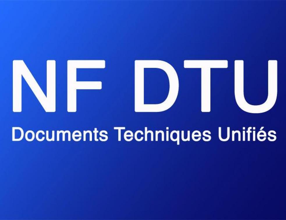 Les NF DTU sont des normes utiles aux professionnels