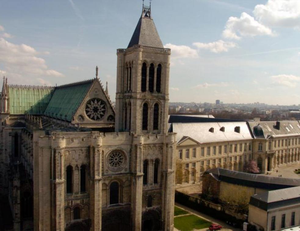 La flèche de la basilique de Saint-Denis sera reconstruite