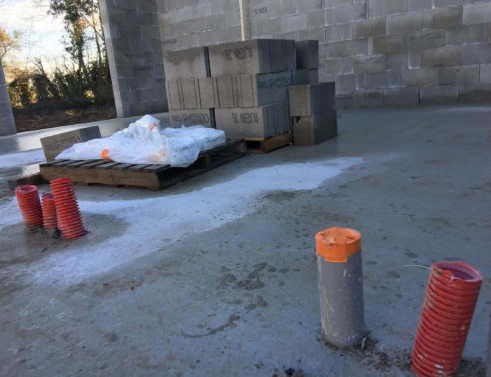 Construction, la