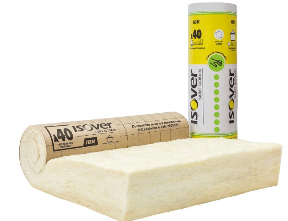 Isolation intérieure : Isover facilite la pose sur les chantiers