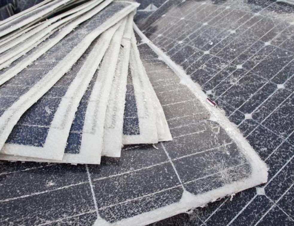 Veolia va recycler les panneaux photovoltaïques en France