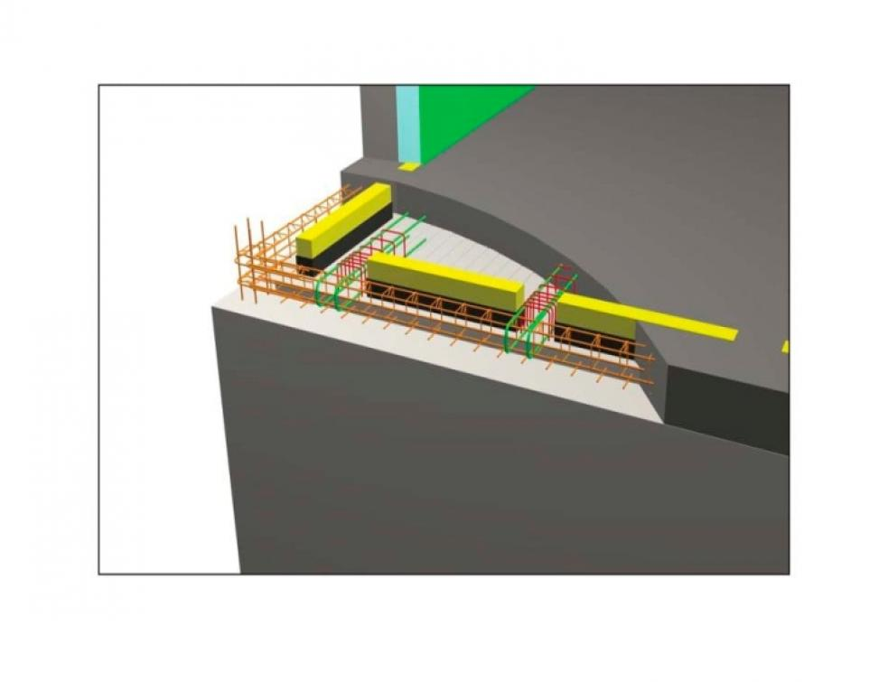 ThermoPrédalle®  SEAC la prédalle qui traite les ponts thermiques