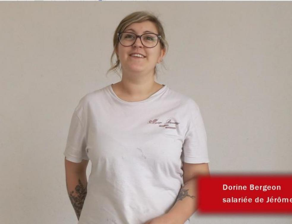 Ma vie d'artisan : Jérôme présente Dorine