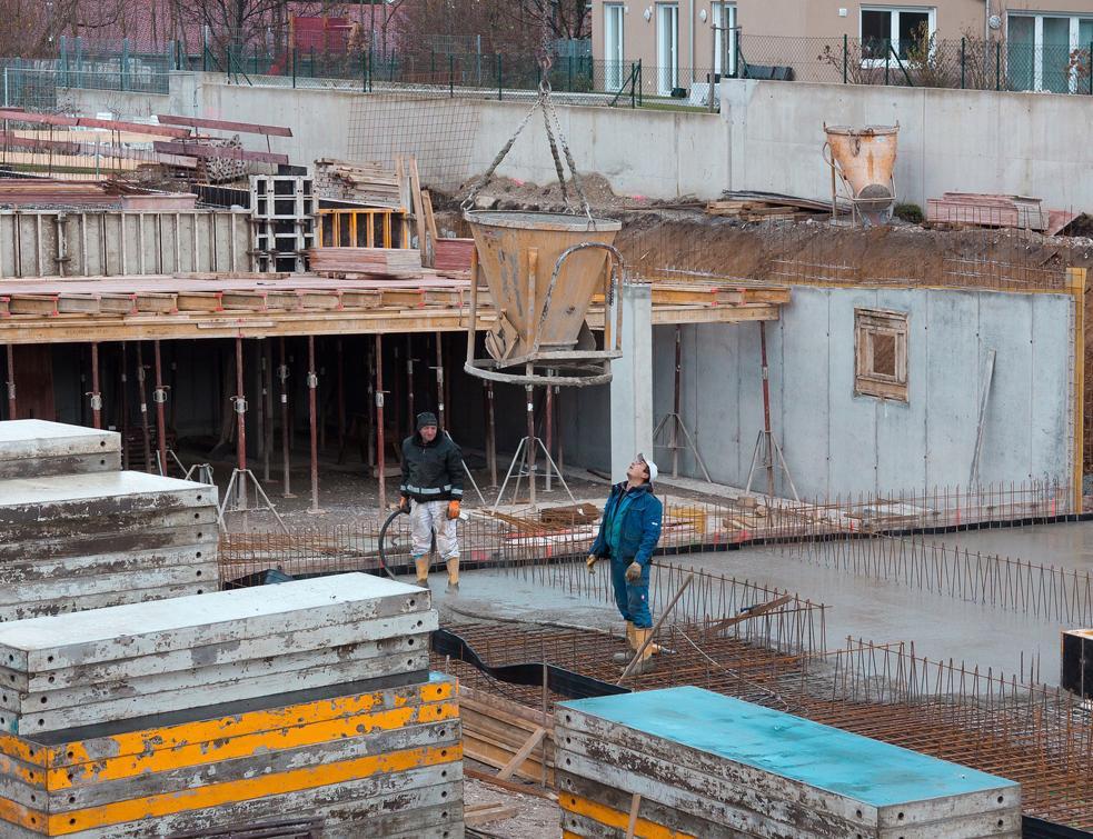 Reprise confirmée pour le béton prêt-à-l'emploi en Europe