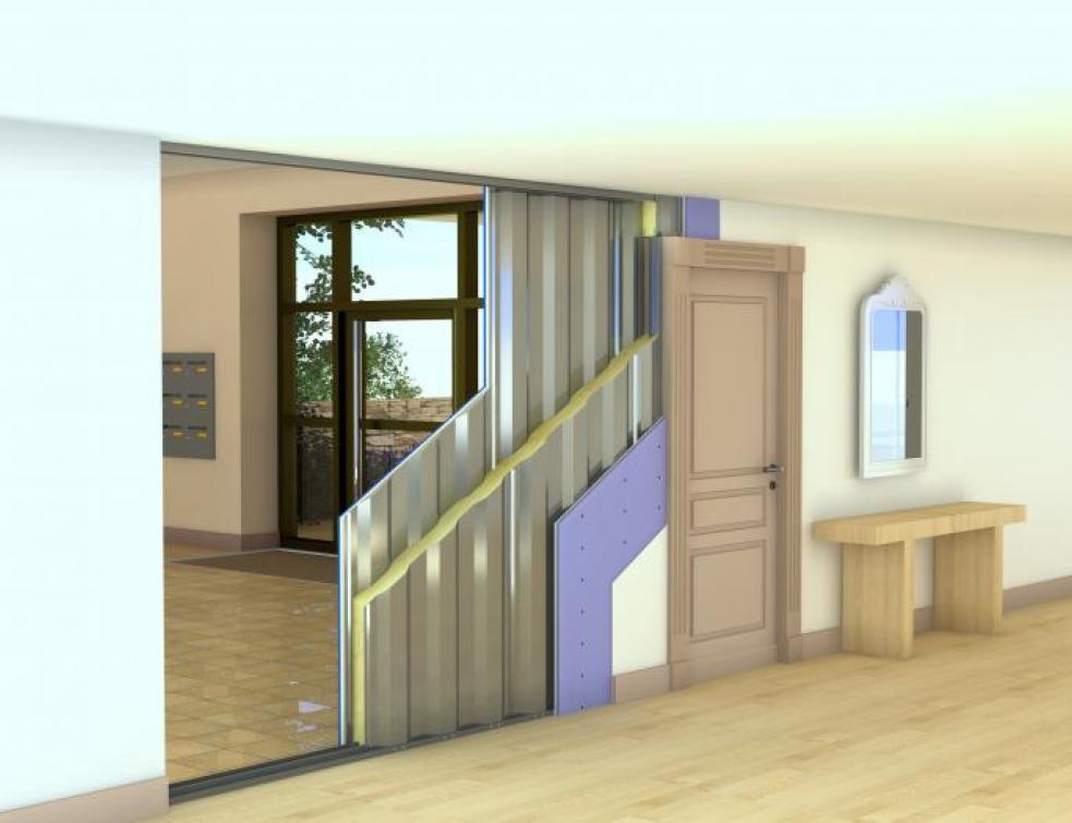 NF DTU 25.231 – Plafonds suspendus en éléments de terre cuite