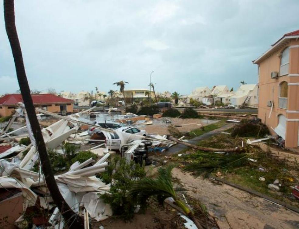 Les groupes du BTP appelés à reconstruire les Antilles françaises