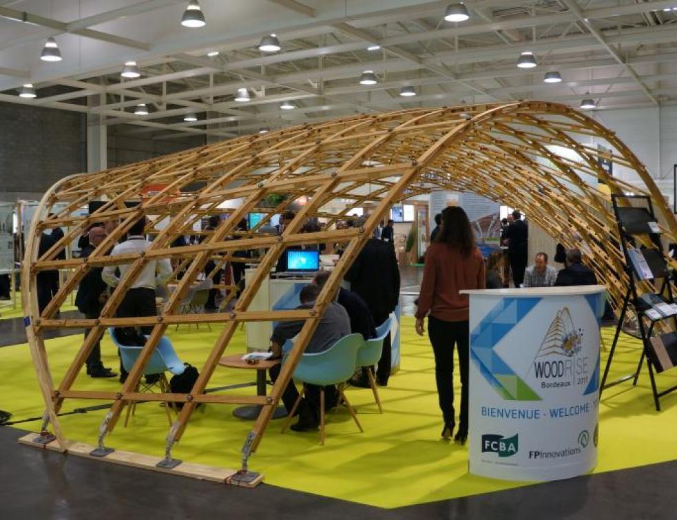 Les solutions techniques de la construction bois à Woodrise