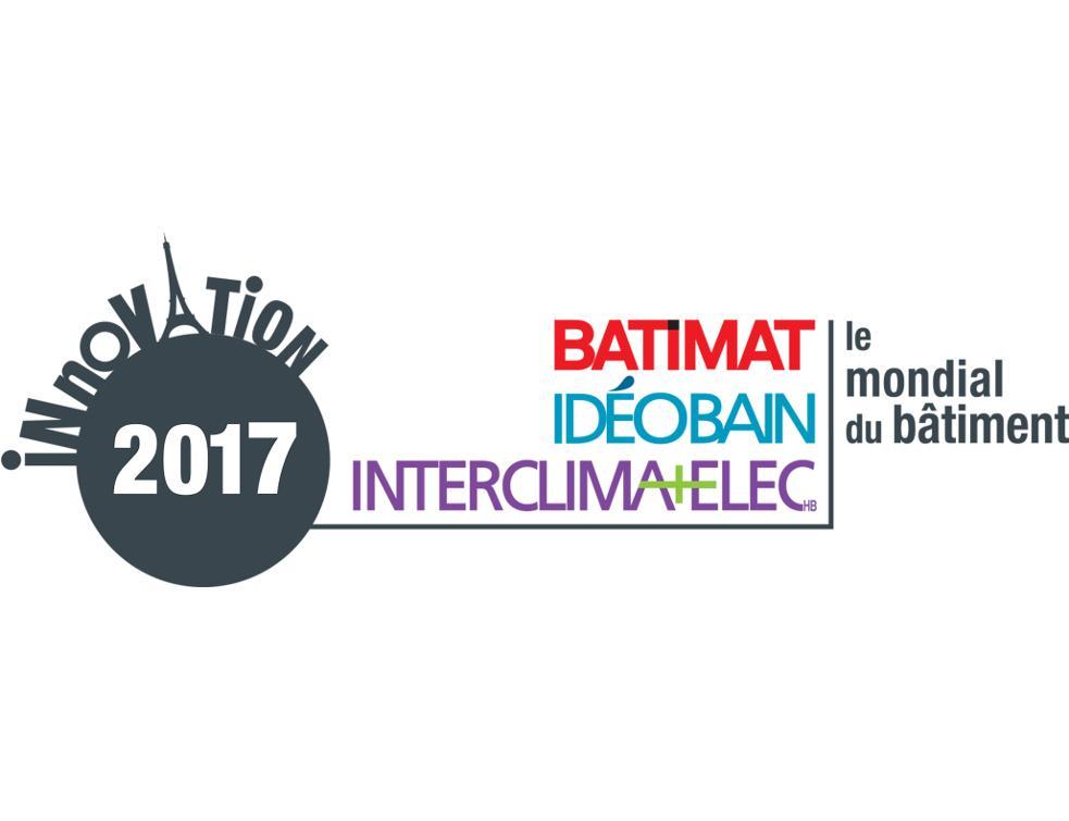 Concours de l'innovation du Mondial du Bâtiment 2017 : les gagnants sont...