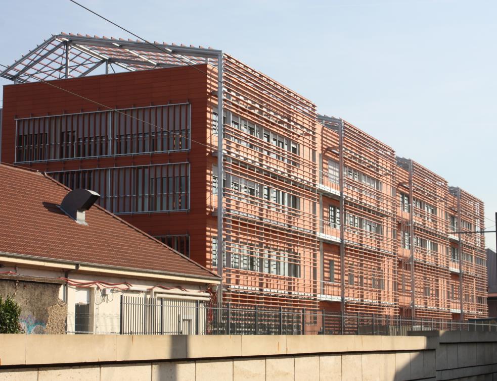 Deux chantiers pour SuperGrid, centre de recherche sous haute sécurité