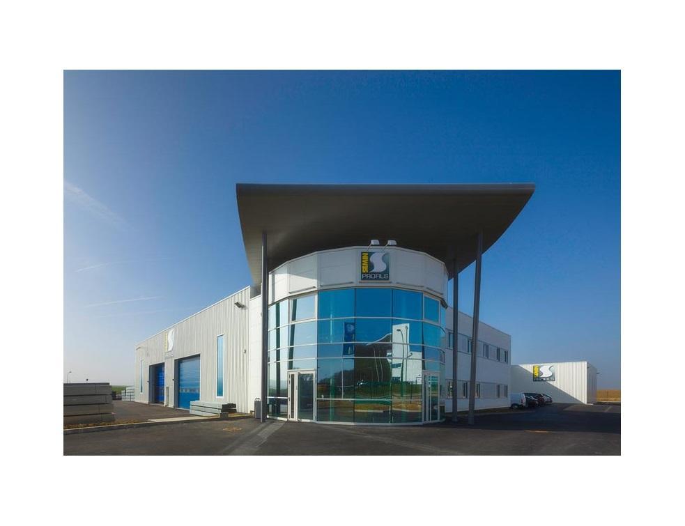 La nouvelle usine d'ossatures SEMIN PROFILS