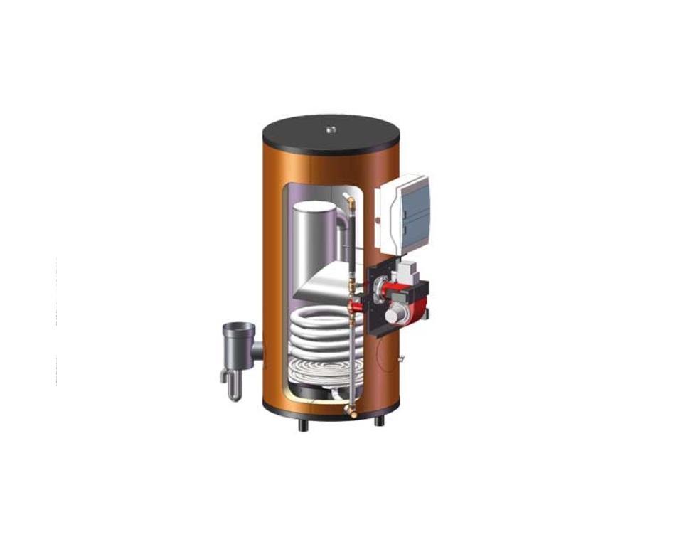 La société CHAROT commercialise son nouveau produit le  MAX'O SOLAIRE GAZ