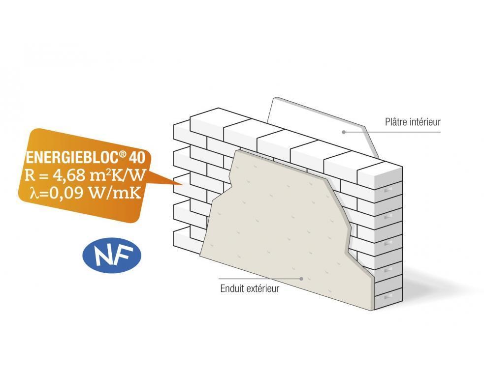 Blocs en béton cellulaire Energibloc® Cellumat