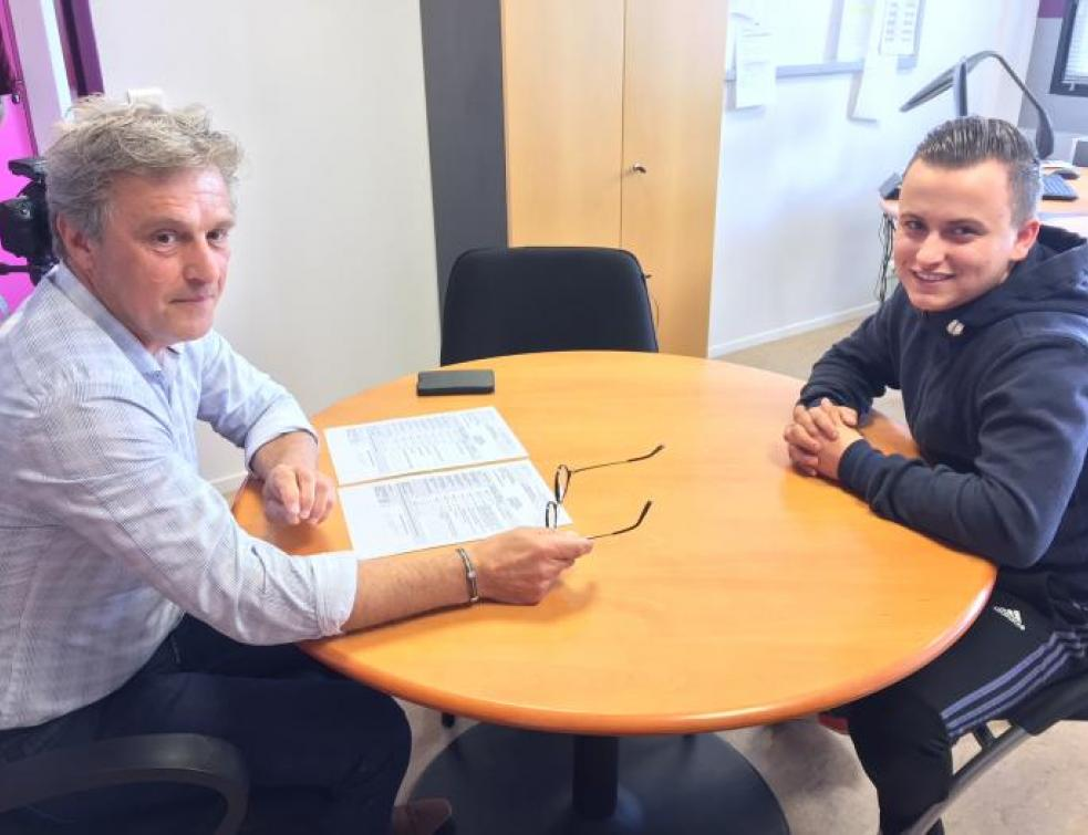 Ma vie d'apprenti : William fait le bilan de la première année de brevet