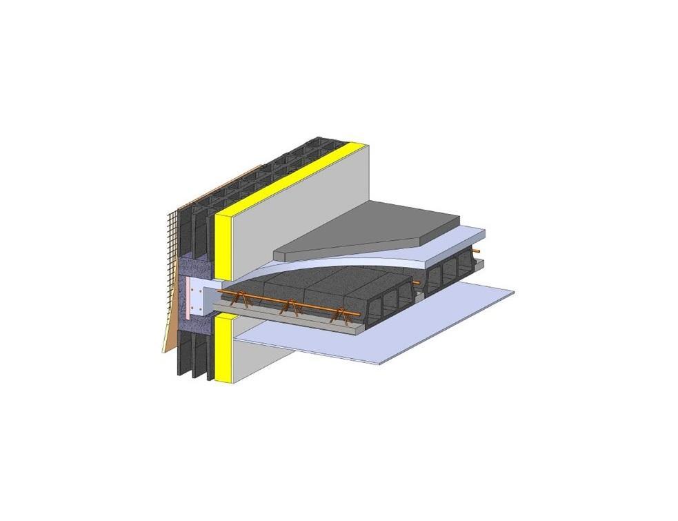RUPTHERM la solution contre les ponts thermiques de plancher