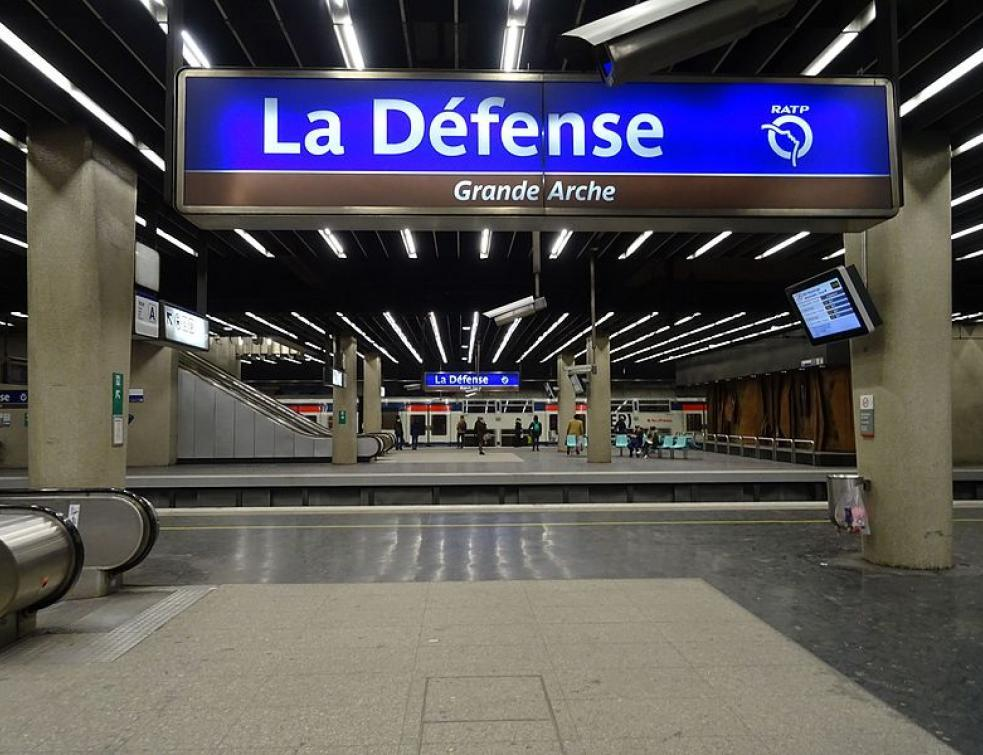 Tunnel du RER A :