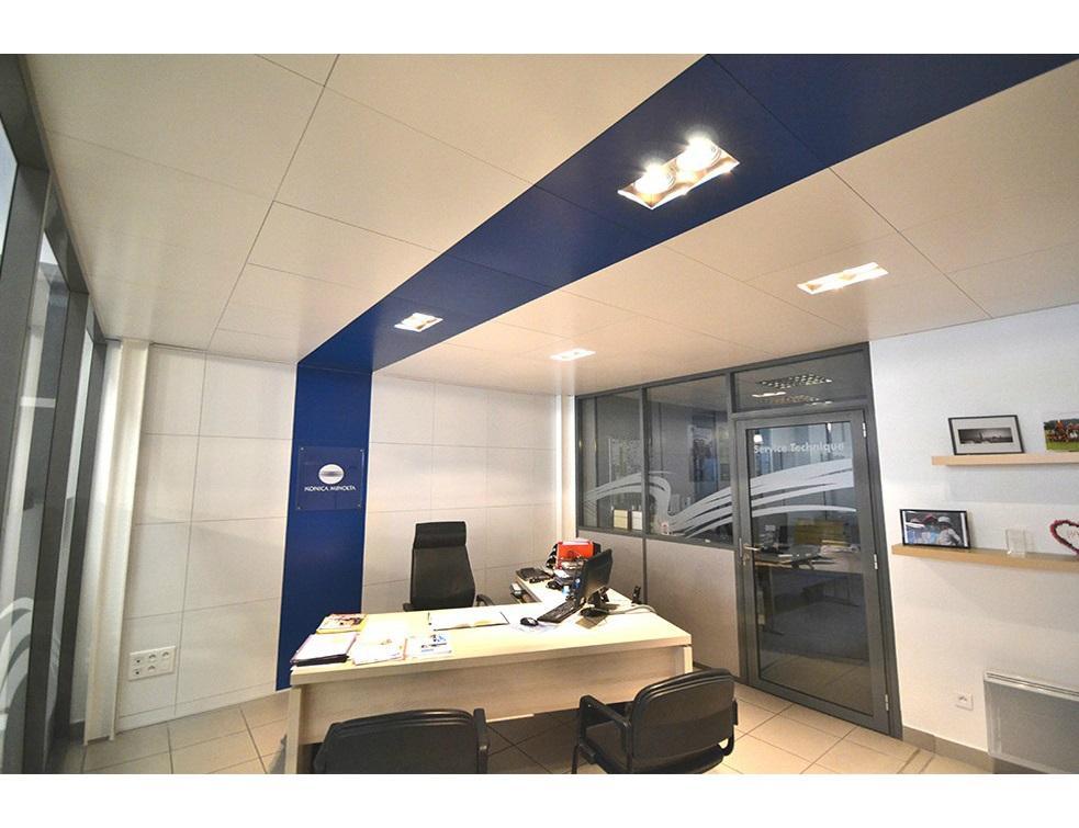 CLIP CONCEPT : les plafonds modulaires aux nombreuses fonctionnalités