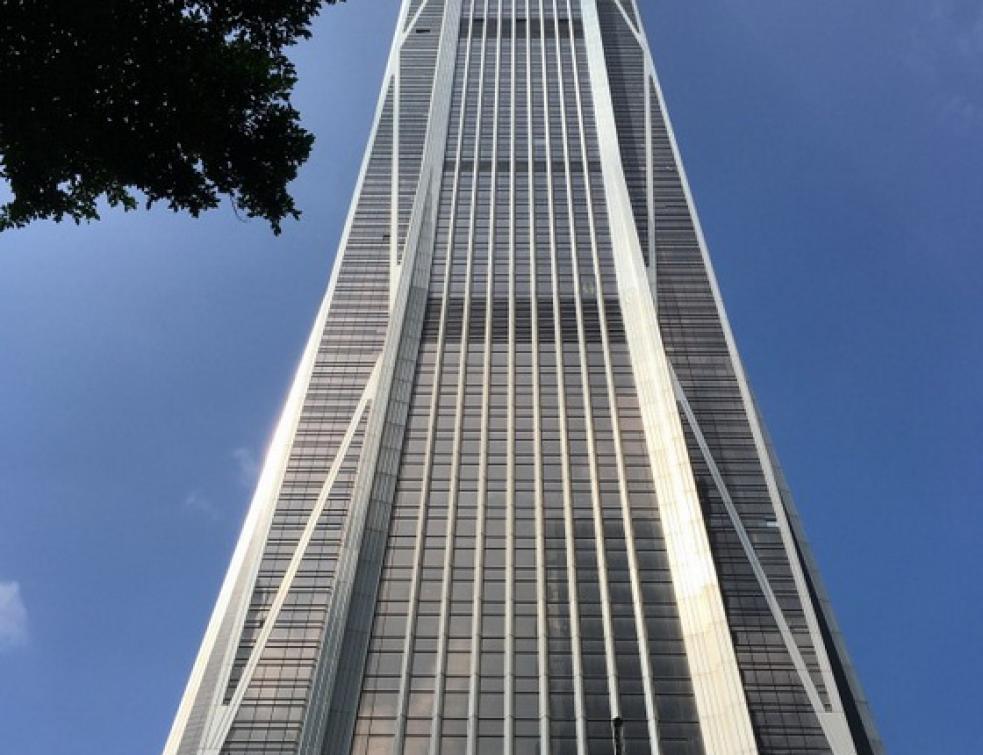 Encore une année record pour les gratte-ciels en 2017