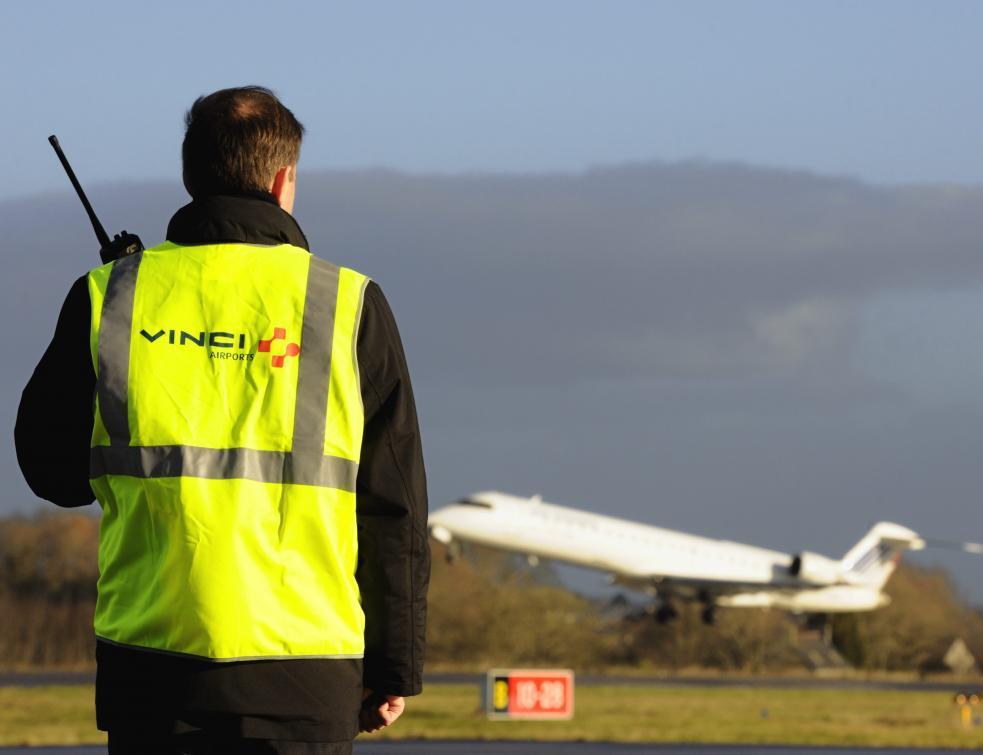 Un revers pour Vinci dans l'activité stratégique aéroportuaire