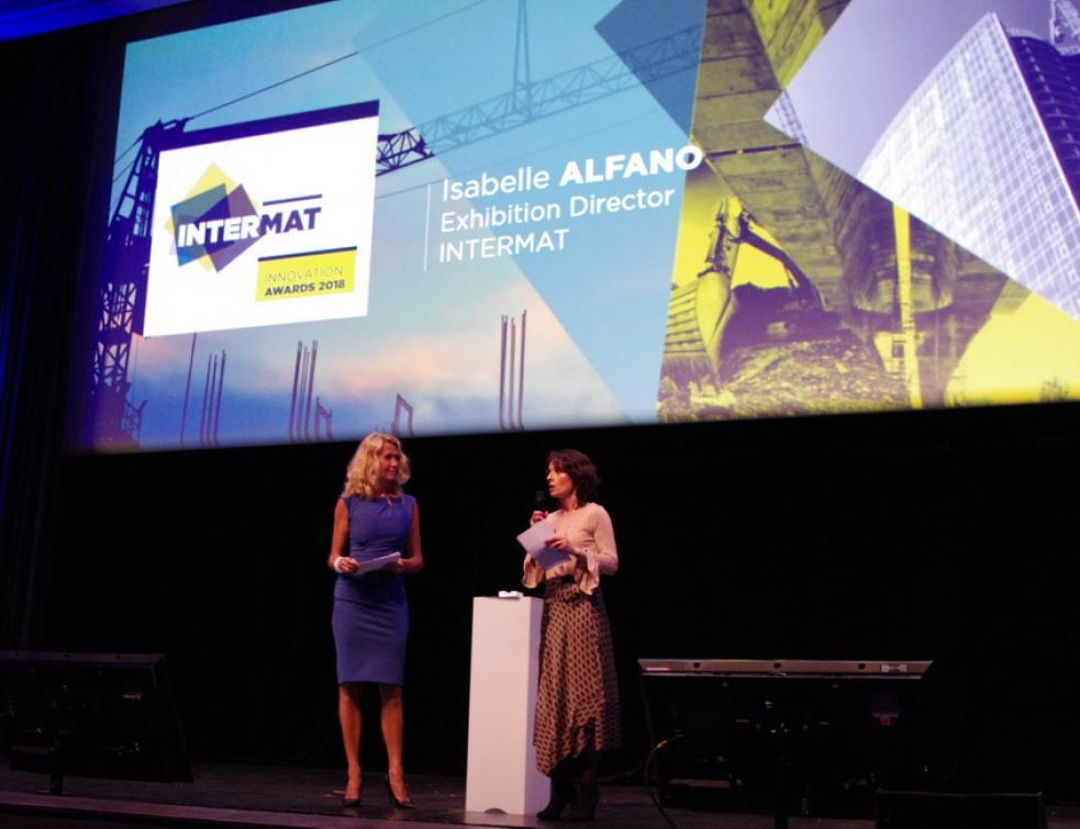 Intermat 2018 : connectivité, numérique et traction électrique