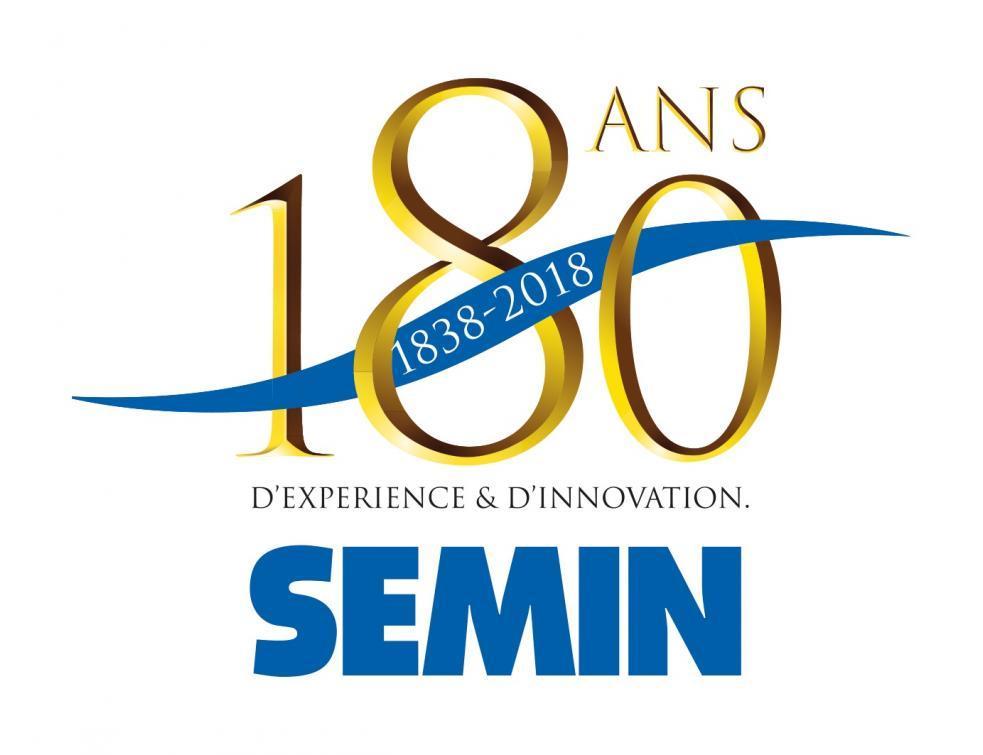 En 2018 SEMIN Souffle ses 180 bougies