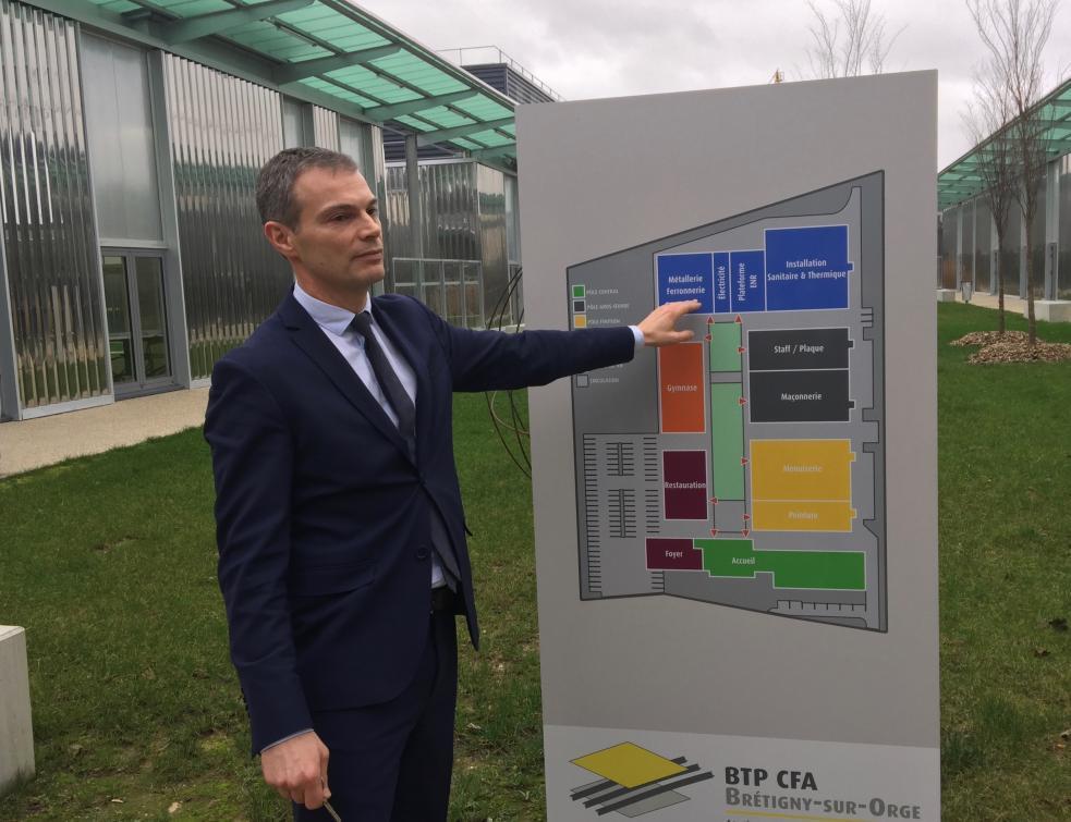 Le CFA High Tech de Bretigny-sur-Orge s'engage dans la prévention
