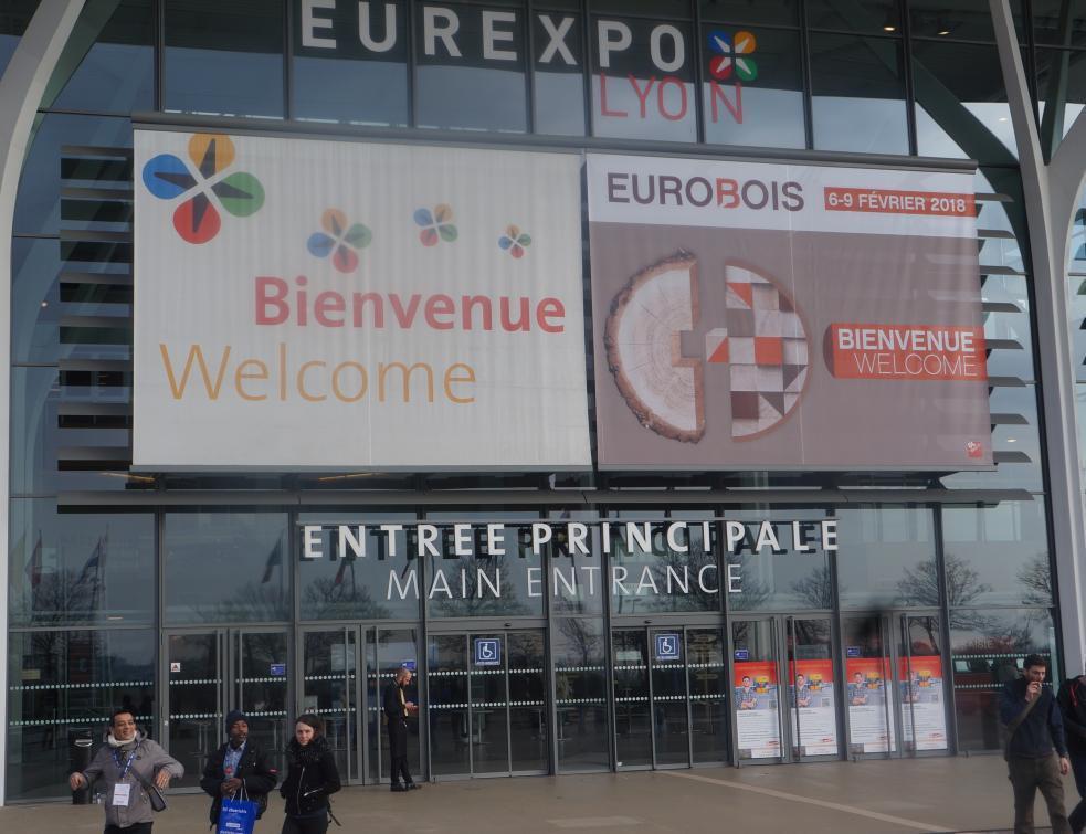 Eurobois s'affirme comme Le salon de la filière bois en France