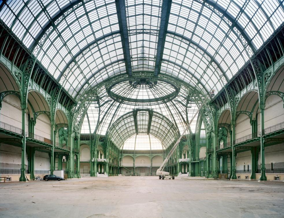 Le Grand Palais se métamorphose pour sa réouverture en 2023
