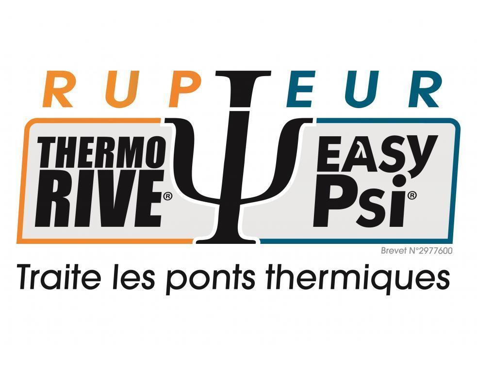 Rupteur Thermo'Rive® / EasyPsi® le remède anti déperditions d'énergie