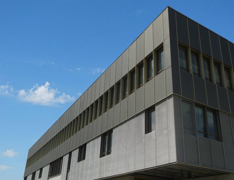 Acodi : Zoom sur le bardage métallique en façade